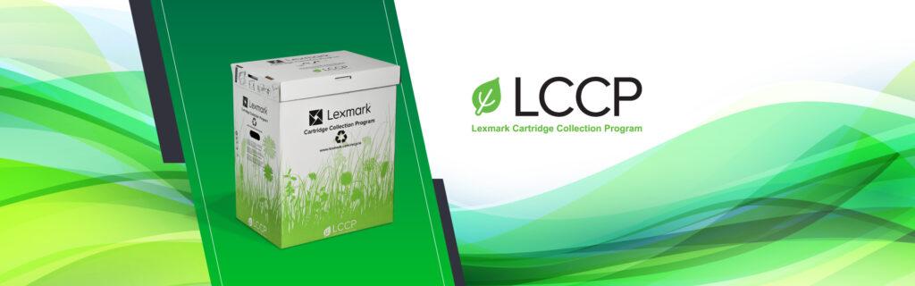 Programme de retour des cartouches Lexmark (LCCP) - Recyclez vos cartouches !
