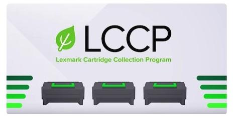 Programme de retour des cartouches Lexmark (LCCP) – Recyclez vos cartouches !