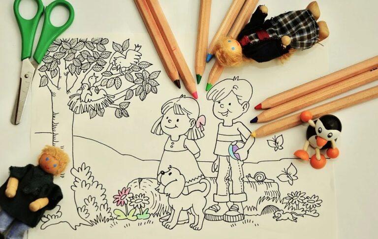 TOP10 - Imprimez et dessinez en famille. Site à colorier GRATUIT